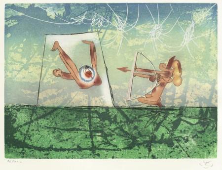 Roberto Matta-Les Transesports-1977