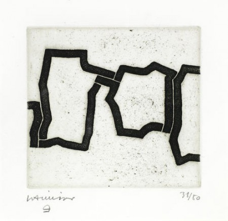 Eduardo Chillida-Kate II-1972