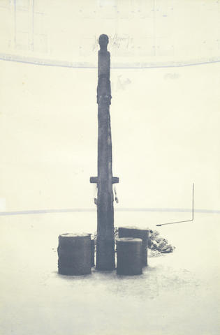 Joseph Beuys-Tramstop-1977
