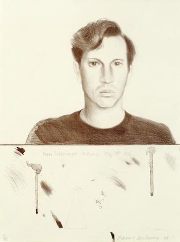 Peter Schlesinger-1976