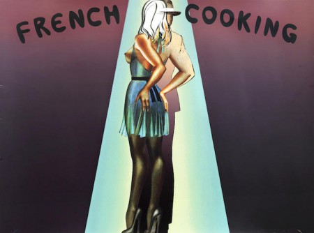 Allen Jones-French Cooking-1973