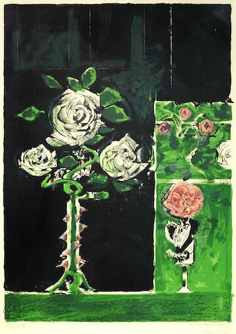 Graham Sutherland-Roses-1974