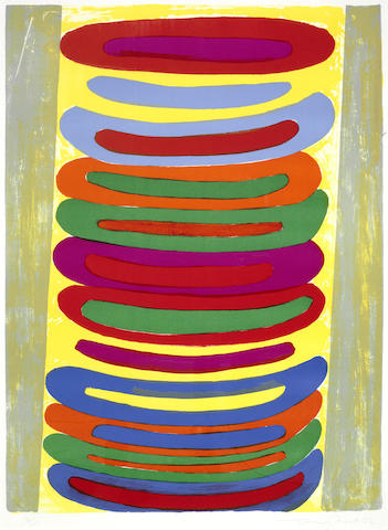 Terry Frost-Zebra-1972