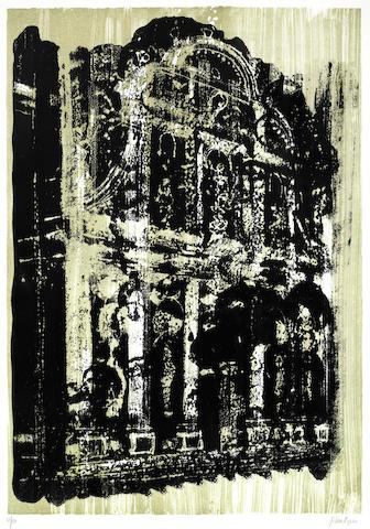 John Piper-San Zobenigo-1961