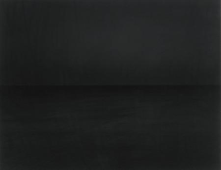 Hiroshi Sugimoto-South Pacific Ocean, Tearai-1991