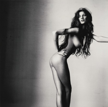 Irving Penn-Gisele, New York, April 1 1999-1999