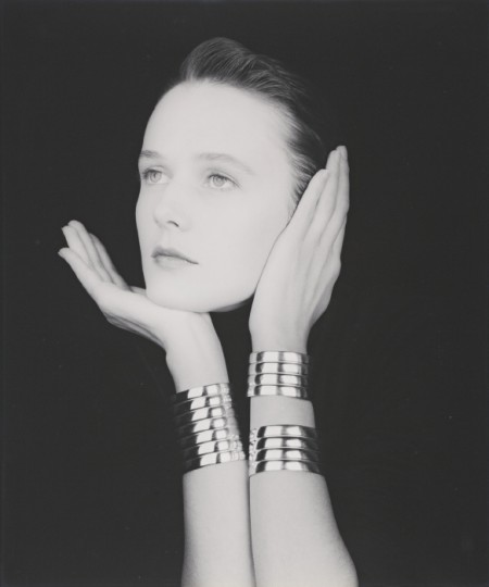 Robert Mapplethorpe-Lucy Ferry-1986