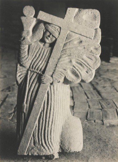Edward Weston-Relief Sculpture-1926