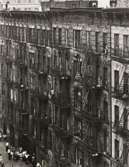 Bruce Davidson-East 100Th Street, New York-1968