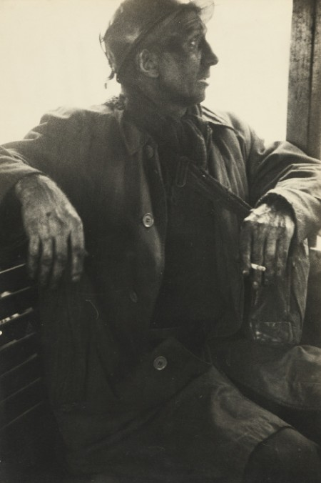 Robert Frank-Welsh Miner-1953