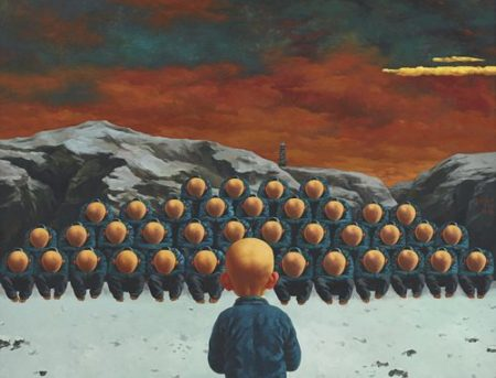 Zhang Linhai-Paradise No. 2-2003