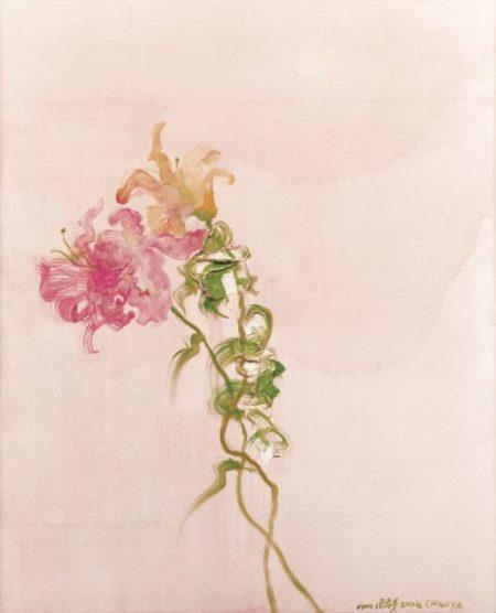 Zhou Chunya-Flowers-1999