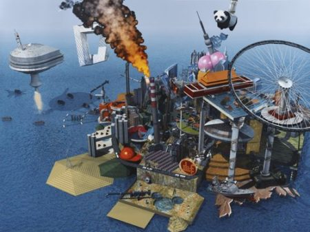 Rmb City: A Second Life City Planning No. 4-2007