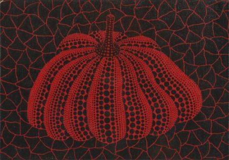 Yayoi Kusama-Pumpkin-1995