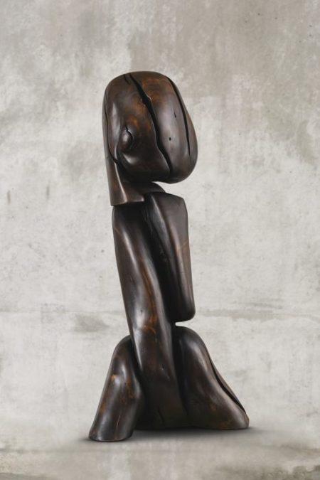 Wang Keping-Standing-2005