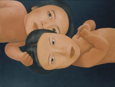 Ma Liuming-Baby No. 1-2000