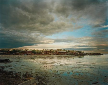 Andrew Moore-Fishing Village, White Sea, Russia-2002