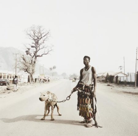 Pieter Hugo-Mallam Galadima Ahmadu With Jamis, Nigeria From The Hyena Men-2005