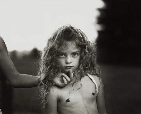 Sally Mann-Virginia At 5-1990