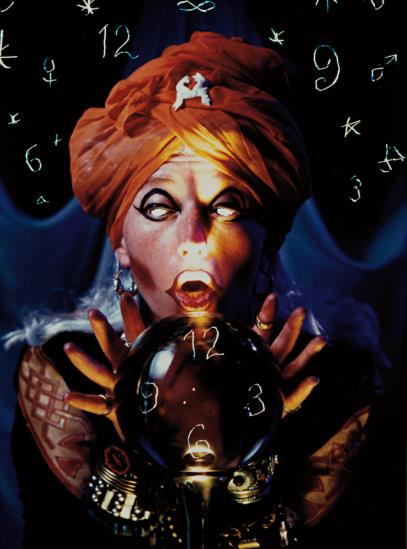 Untitled (Fortune Teller)-1993