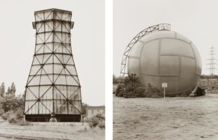 Bernd and Hilla Becher-Selected Images-1974