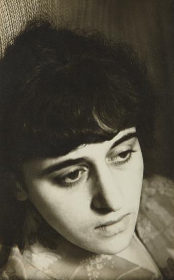 Ellen Auerbach-Portrait Of Greta Stern-1934