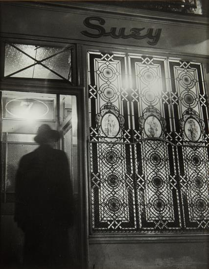 Brassai-Chez Suzy, Rue Gregoire-De-Tours-1932