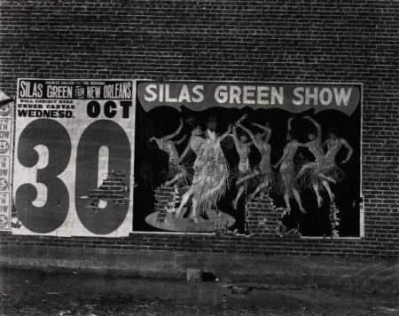 Walker Evans-Show Bill, Dempolis, Alabama-1936