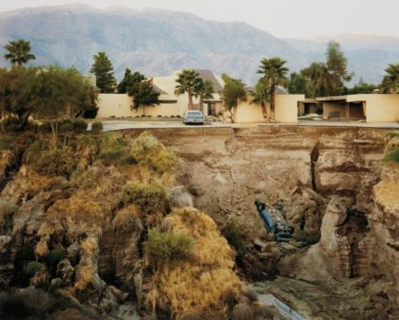 Joel Sternfeld-After The Flash Flood, Rancho Mirage, California-1979