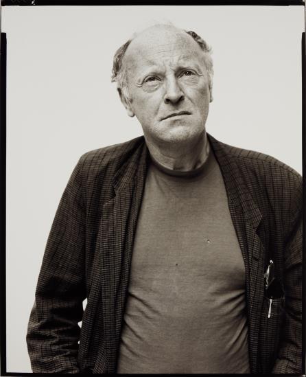 Richard Avedon-Joseph Brodsky, Poet, New York City, June 16-1991