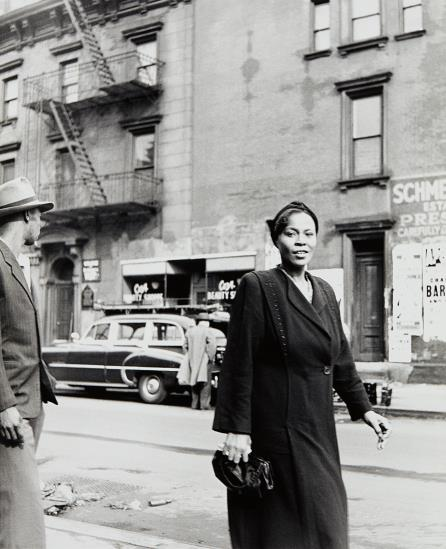 Richard Avedon-Harlem, New York City, September 6-1949