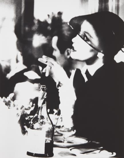 Lillian Bassman-Barbara Mullen, Le Pavillon, New York-1950