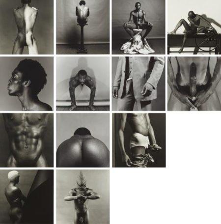 Robert Mapplethorpe-Z Portfolio-1981