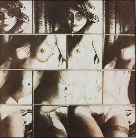 Robert Heinecken-Vary Cliche/Fetishism-1974