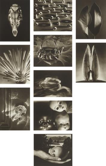 Ruth Bernhard-Gift Of The Commonplace-1994
