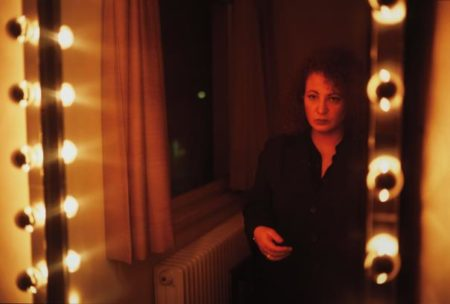 Nan Goldin-Self-Portrait In Hotel Room, Baur Au Lac, Zurich-1998