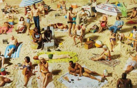 Crowd #3 (Pelican Beach)-2013