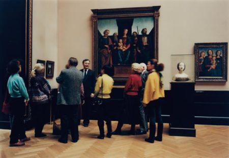 Thomas Struth-Kunsthistorisches Museum Wien II-1989