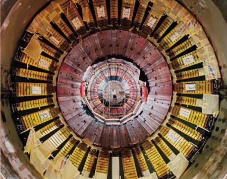 Simon Norfolk-Large Hadron Collider, No. 5, Cern Labs, Switzerland-2007