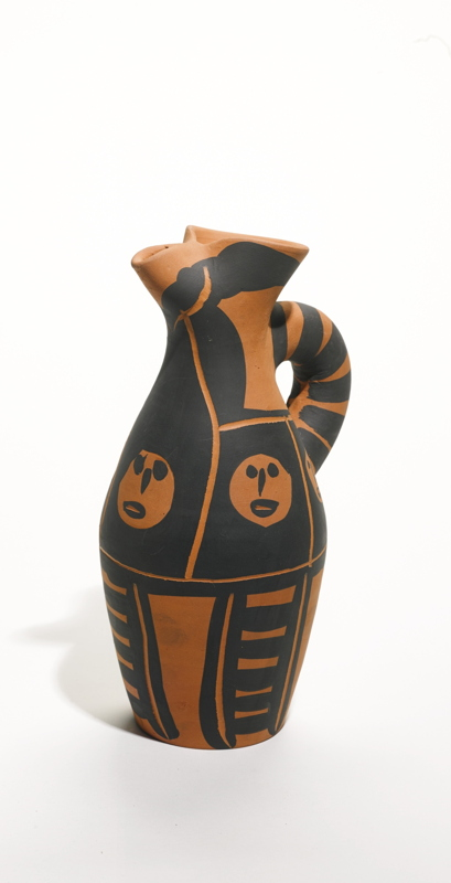 Pablo Picasso-Yan Petites Tetes (A. R. 515)-1963