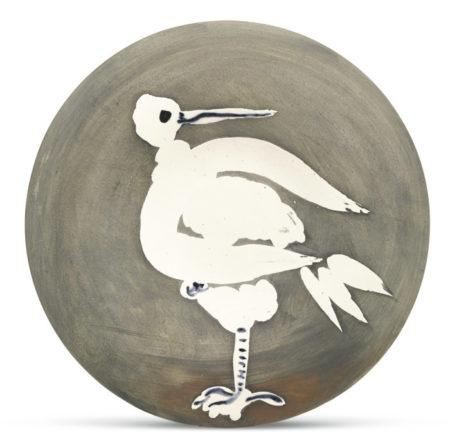 Pablo Picasso-Oiseau No. 82 (A. R. 482)-1963