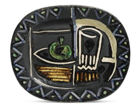 Pablo Picasso-Nature Morte (A. R. 219)-1953