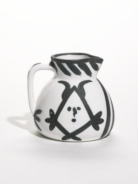 Pablo Picasso-Pichet Tetes (A. R. 221)-1953