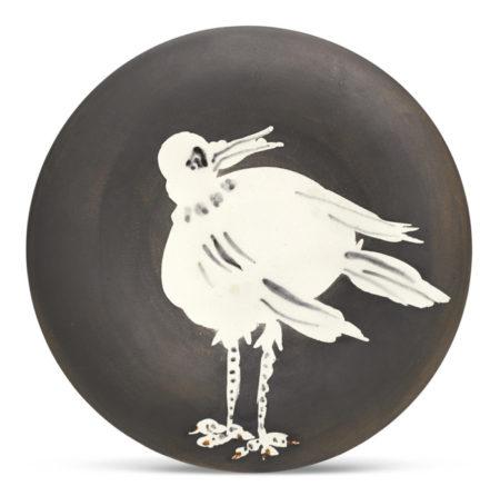 Pablo Picasso-Oiseau No. 93 (A. R. 486)-1963