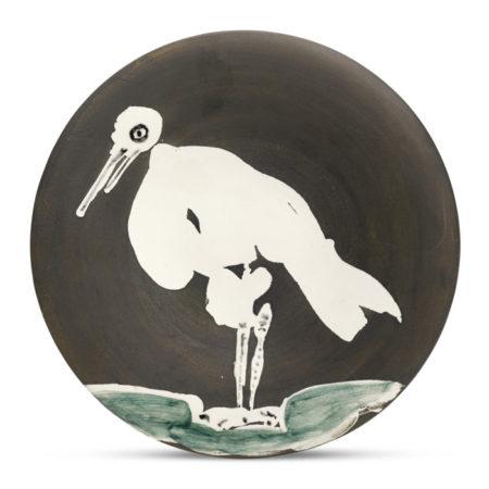 Pablo Picasso-Oiseau No. 83 (A. R. 483)-1963