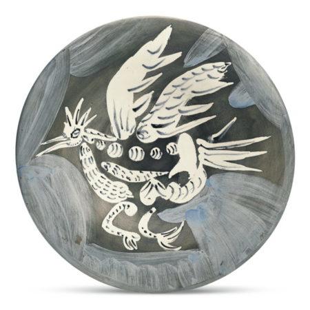 Pablo Picasso-Oiseau No. 91 (A. R. 485)-1963