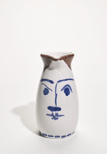 Pablo Picasso-Chope Visage (A. R. 432)-1959