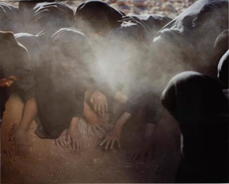 Shirin Neshat-Passage Series-2001