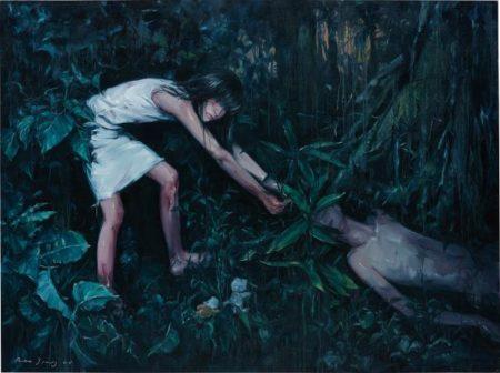 Ren Jing-Hidden-2008