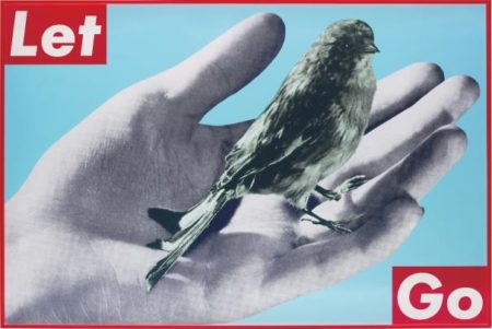 Barbara Kruger-Untitled (Let Go)-2003